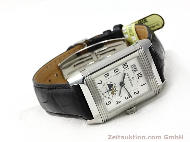 Used luxury watch Jaeger Le Coultre Reverso steel automatic Kal. 970 Ref. 240.8.72  | 140539 03
