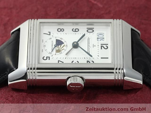 Used luxury watch Jaeger Le Coultre Reverso steel automatic Kal. 970 Ref. 240.8.72  | 140539 05
