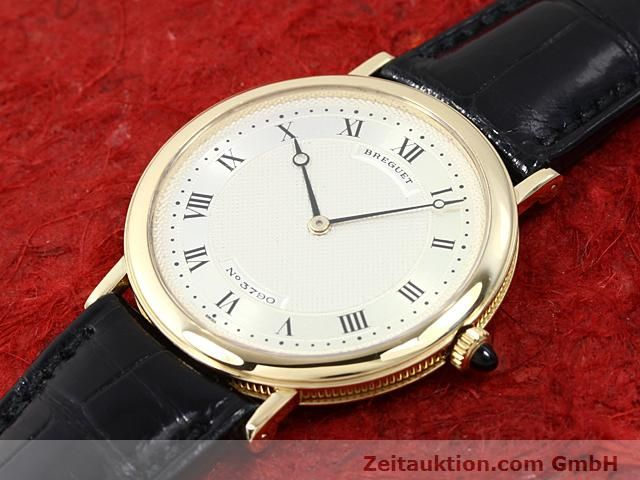 Used luxury watch Breguet * 18 ct gold automatic Ref. 3790  | 140540 01