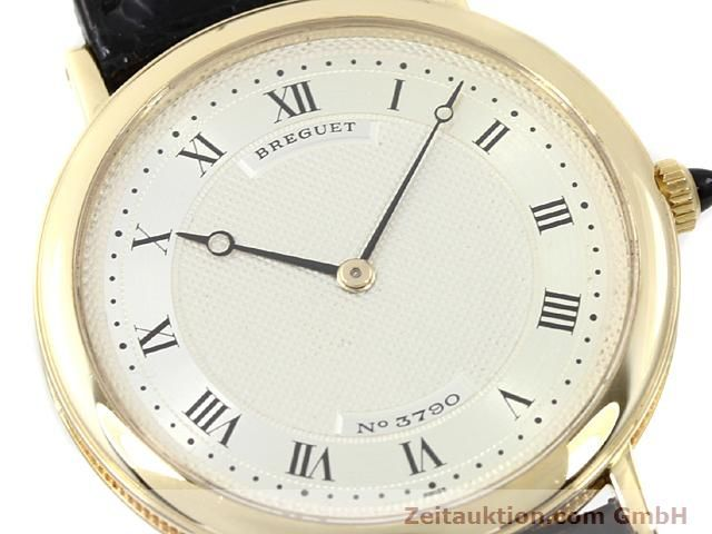 Used luxury watch Breguet * 18 ct gold automatic Ref. 3790  | 140540 02
