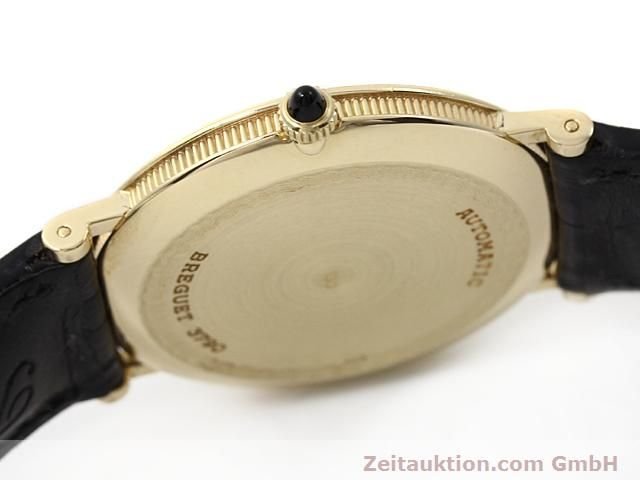 Used luxury watch Breguet * 18 ct gold automatic Ref. 3790  | 140540 12