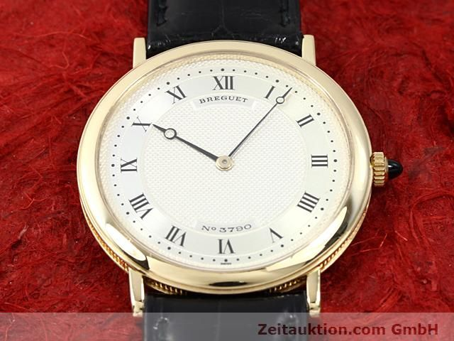 Used luxury watch Breguet * 18 ct gold automatic Ref. 3790  | 140540 15
