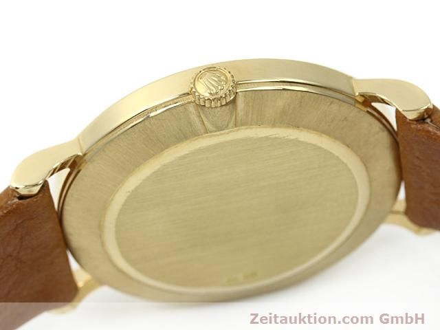 Used luxury watch Rolex Cellini 18 ct gold manual winding Kal. 1601 Ref. 5112  | 140543 11