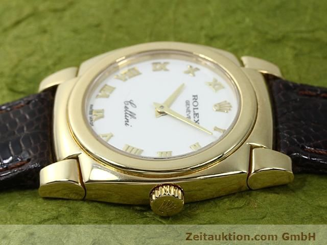 Used luxury watch Rolex Cellini 18 ct gold manual winding Kal. 1602 Ref. 5310  | 140544 05