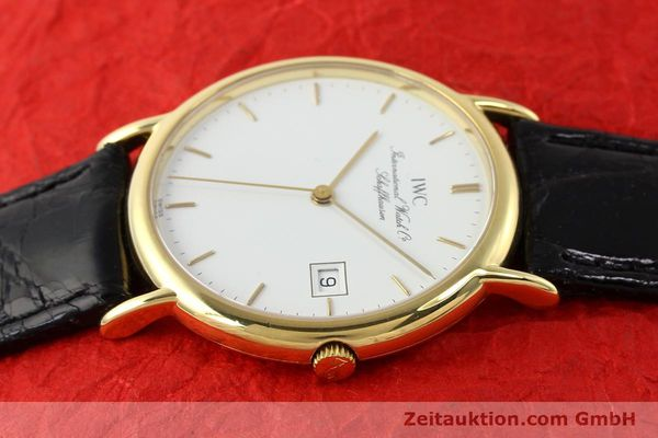 Used luxury watch IWC Portofino 18 ct gold quartz Ref. 3331  | 140545 05