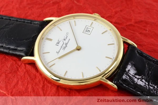 Used luxury watch IWC Portofino 18 ct gold quartz Ref. 3331  | 140545 14