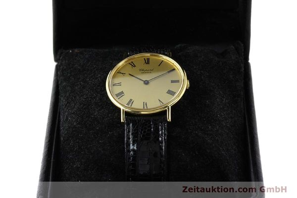 Used luxury watch Chopard * 18 ct gold manual winding Ref. 1048  | 140546 07