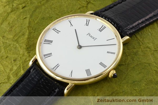 Used luxury watch Piaget * 18 ct gold manual winding Kal. 9P2 Ref. 9035  | 140547 01