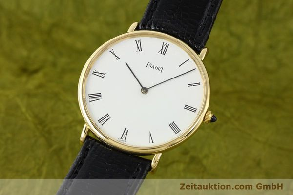 Used luxury watch Piaget * 18 ct gold manual winding Kal. 9P2 Ref. 9035  | 140547 04