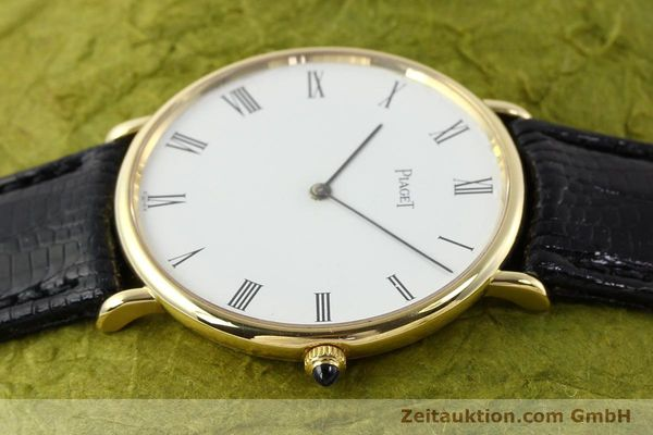 Used luxury watch Piaget * 18 ct gold manual winding Kal. 9P2 Ref. 9035  | 140547 05