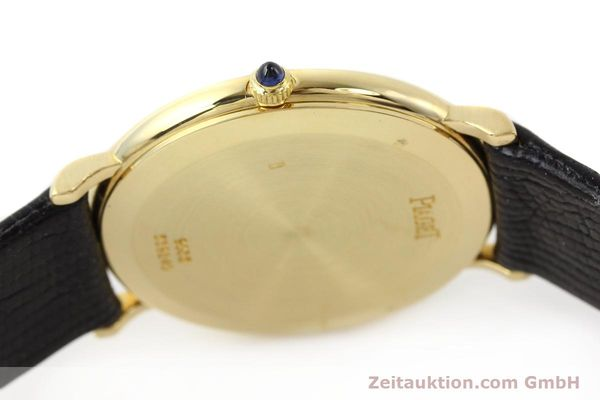 Used luxury watch Piaget * 18 ct gold manual winding Kal. 9P2 Ref. 9035  | 140547 11