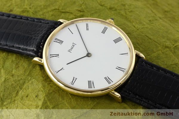 Used luxury watch Piaget * 18 ct gold manual winding Kal. 9P2 Ref. 9035  | 140547 13