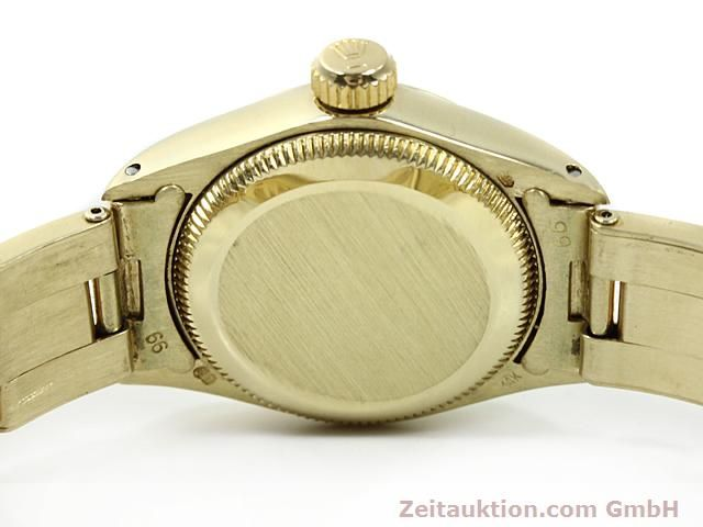 Used luxury watch Rolex Oyster Perpetual 14 ct yellow gold automatic Kal. 2030 Ref. 6718  | 140548 08