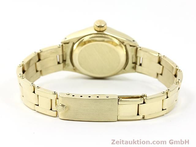 Used luxury watch Rolex Oyster Perpetual 14 ct yellow gold automatic Kal. 2030 Ref. 6718  | 140548 12