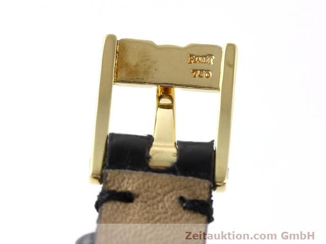 Used luxury watch Piaget * 18 ct gold quartz Kal. 8P2 Ref. 8243 VINTAGE  | 140549 12