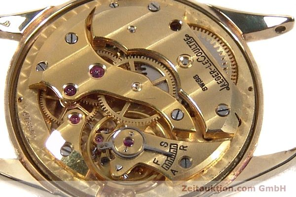 Used luxury watch Jaeger Le Coultre * 18 ct gold manual winding Kal. 417/3C  | 140551 10