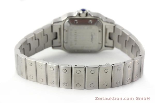 Used luxury watch Cartier Santos steel automatic  | 140561 11