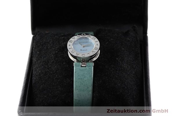 Used luxury watch Bvlgari Bzero steel quartz Kal. 100110771 TEEI Ref. BZ22S VINTAGE  | 140563 07
