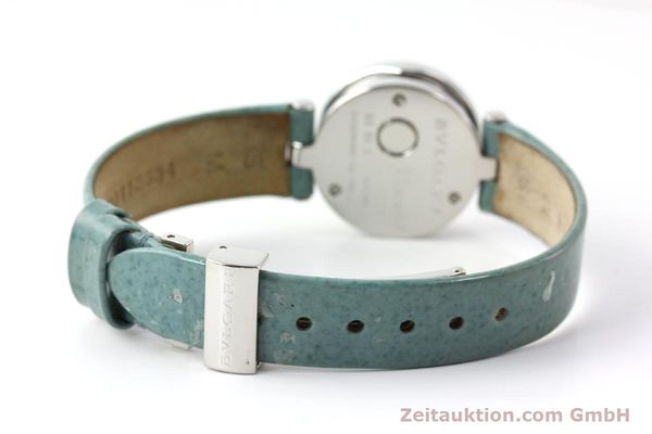 Used luxury watch Bvlgari Bzero steel quartz Kal. 100110771 TEEI Ref. BZ22S VINTAGE  | 140563 09