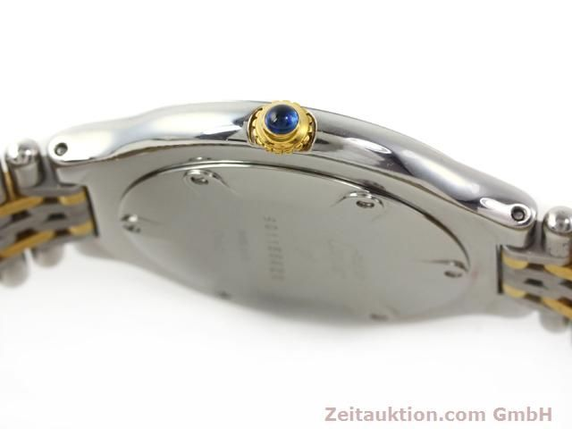 Used luxury watch Cartier Ligne 21 gilt steel quartz Kal. 87.06  | 140565 08