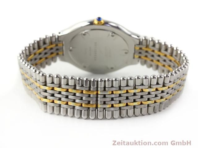 Used luxury watch Cartier Ligne 21 gilt steel quartz Kal. 87.06  | 140565 10