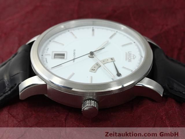 montre de luxe d occasion Union Glashütte * acier automatique Kal. 26  | 140569 05