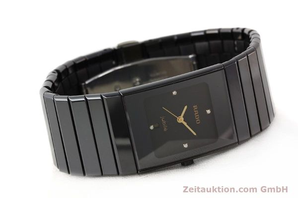 Used luxury watch Rado Jubile ceramic / steel quartz Ref. 111.0322.3  | 140572 03