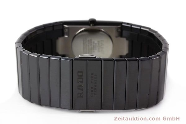 Used luxury watch Rado Jubile ceramic / steel quartz Ref. 111.0322.3  | 140572 10