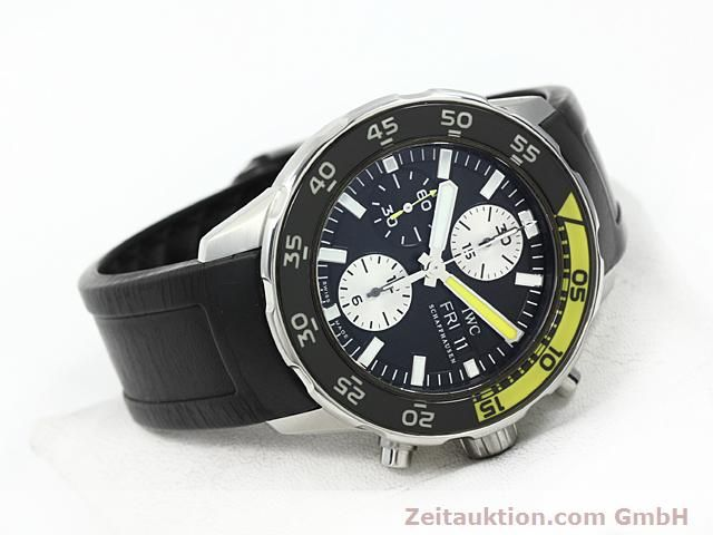 Used luxury watch IWC Aquatimer steel automatic Kal. C.79320 Ref. 3767  | 140580 03
