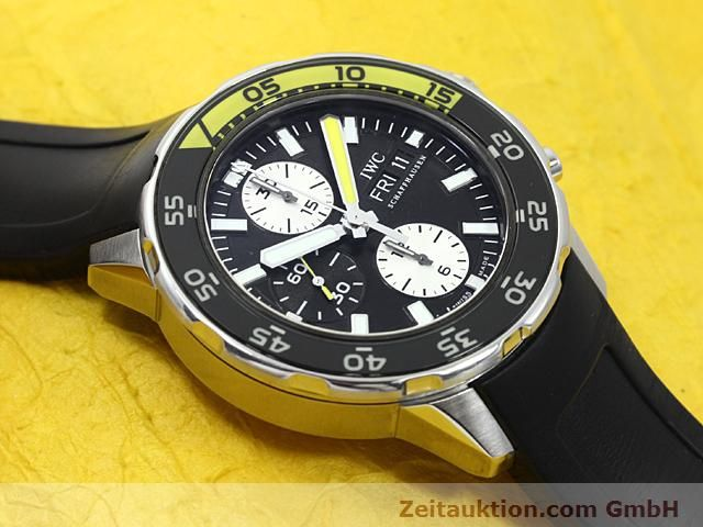 Used luxury watch IWC Aquatimer steel automatic Kal. C.79320 Ref. 3767  | 140580 16
