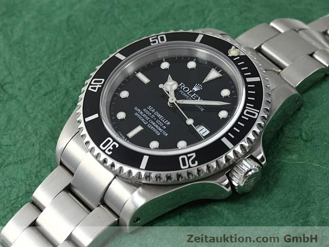 Used luxury watch Rolex Sea Dweller steel automatic Kal. 3135 Ref. 16600  | 140582 01