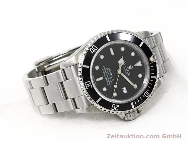 Used luxury watch Rolex Sea Dweller steel automatic Kal. 3135 Ref. 16600  | 140582 03