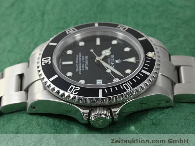 Used luxury watch Rolex Sea Dweller steel automatic Kal. 3135 Ref. 16600  | 140582 05