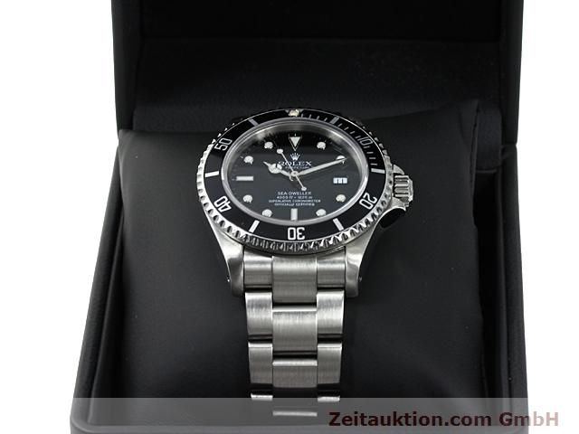 Used luxury watch Rolex Sea Dweller steel automatic Kal. 3135 Ref. 16600  | 140582 07