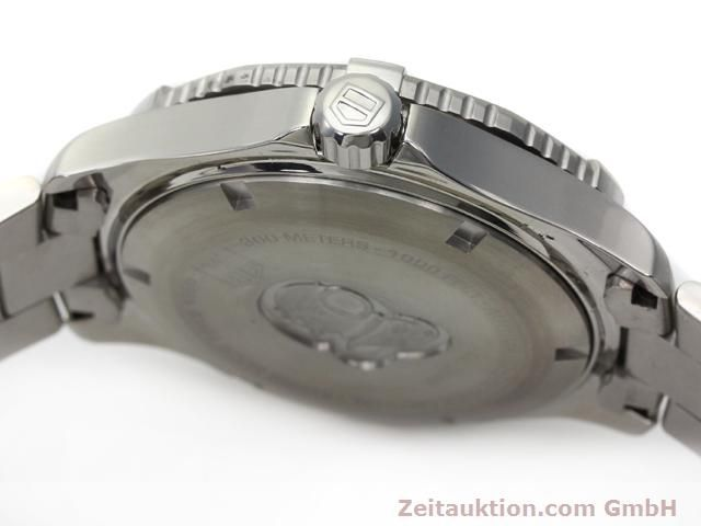 Used luxury watch Tag Heuer Aquaracer steel automatic Ref. WAN2110  | 140585 08