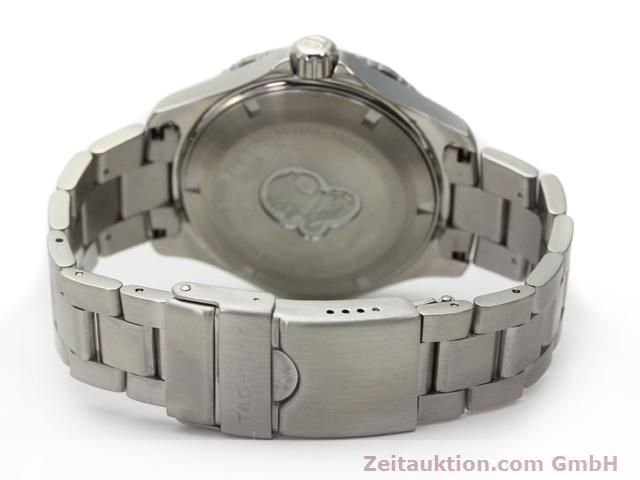 Used luxury watch Tag Heuer Aquaracer steel automatic Ref. WAN2110  | 140585 11