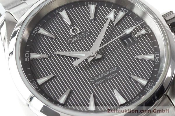 Used luxury watch Omega Seamaster steel quartz  | 140592 02