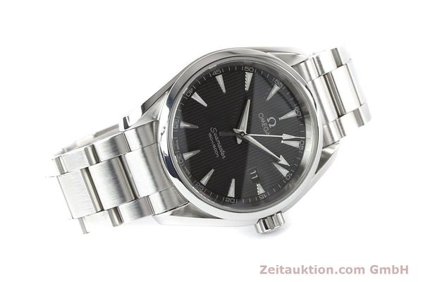 Used luxury watch Omega Seamaster steel quartz  | 140592 03