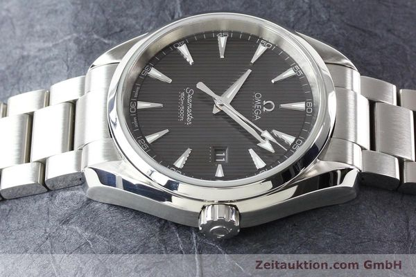 Used luxury watch Omega Seamaster steel quartz  | 140592 05
