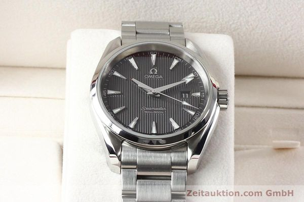 Used luxury watch Omega Seamaster steel quartz  | 140592 07