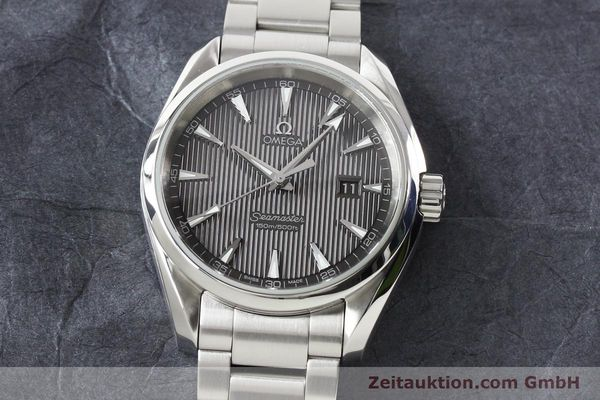 Used luxury watch Omega Seamaster steel quartz  | 140592 16