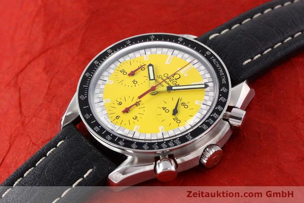 Used luxury watch Omega Speedmaster steel automatic Kal. 1141 ETA 2890A2  | 140593 01