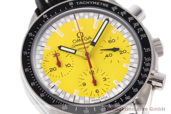 Used luxury watch Omega Speedmaster steel automatic Kal. 1141 ETA 2890A2  | 140593 02