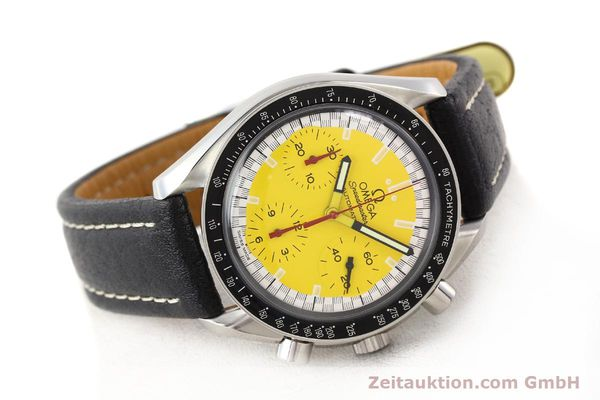 Used luxury watch Omega Speedmaster steel automatic Kal. 1141 ETA 2890A2  | 140593 03