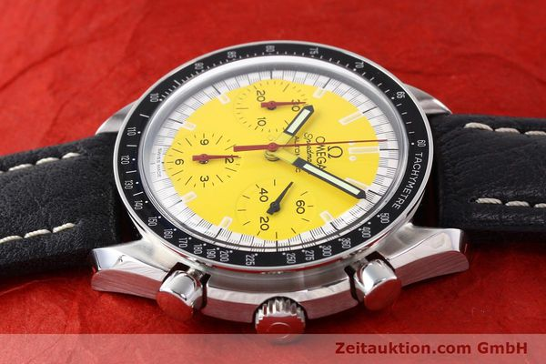 Used luxury watch Omega Speedmaster steel automatic Kal. 1141 ETA 2890A2  | 140593 05