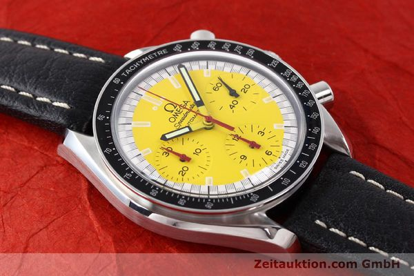 Used luxury watch Omega Speedmaster steel automatic Kal. 1141 ETA 2890A2  | 140593 14