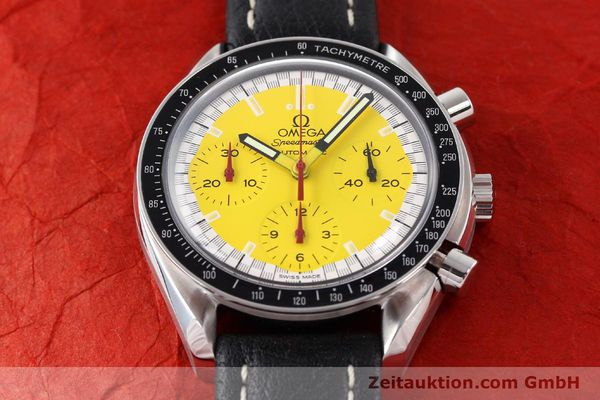 Used luxury watch Omega Speedmaster steel automatic Kal. 1141 ETA 2890A2  | 140593 15