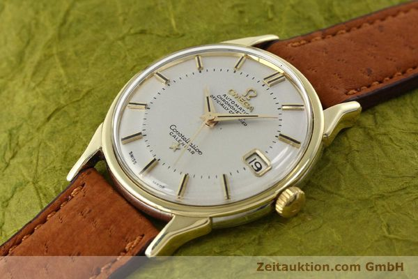 Used luxury watch Omega Constellation gold-plated automatic Kal. 561 Ref. 168.005  | 140594 01
