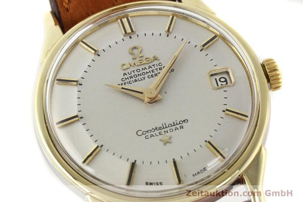 Used luxury watch Omega Constellation gold-plated automatic Kal. 561 Ref. 168.005  | 140594 02
