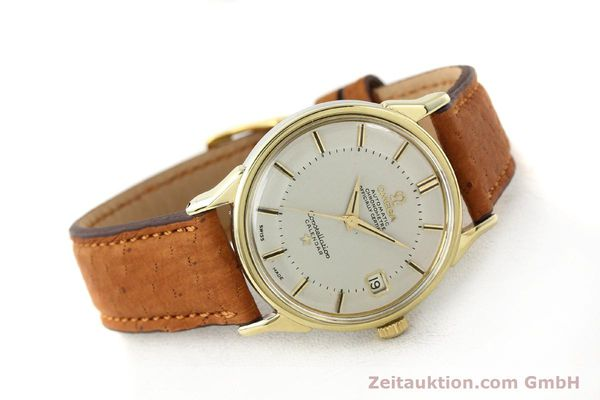Used luxury watch Omega Constellation gold-plated automatic Kal. 561 Ref. 168.005  | 140594 03